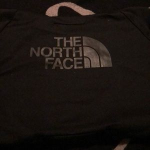 North Face pullover with thumb holes